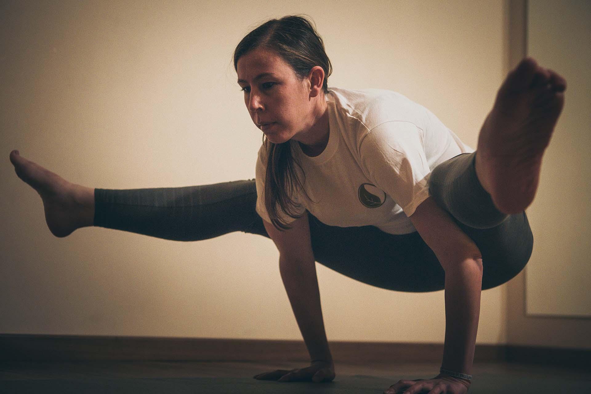 actividad individual Hatha Vinyasa Yoga