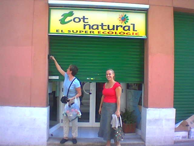 Exterior primer Tot Natural en Sant Boi de Llobregat