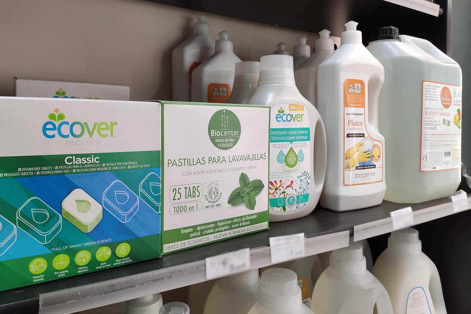 Higiene personal y limpieza del hogar en Tot Natural