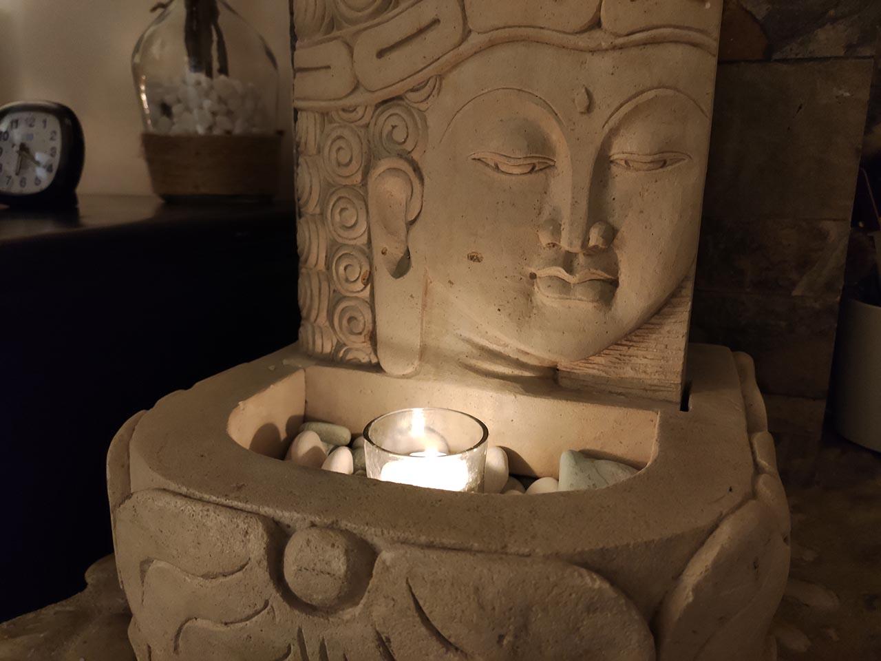 Buda cabina